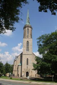 Kirche 'Zum Heiligen Kreuz' Falkenstein