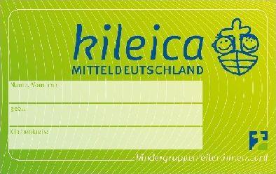 Kindergruppenleitercard Mitteldeutschland